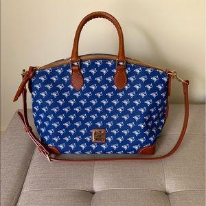 Dooney & Bourke Toronto Blue Jays Bag